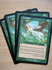 1x Magic The Gathering MTG Seedtime Judgment NM Near Mint Raro 4 Disponible