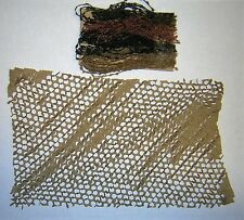 DRAGON 1 / 6A SCALA MODERNA U.S. ARMY SNIPER netting & Stringa-Beige