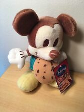 Disney Mickey Mouse & Friends Sega Plush Flavor Of The Month Chocolate Series 1
