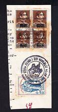 193. Albanian Revenue Stamps.