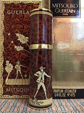 Vintage 1980s Mitsouko Guerlain RARE 1/4 oz 7.5 ml Pure Parfum Spray OLD FORMULA