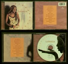 LUCRECIA - SPAIN CD UNIVERSAL 1997 - PRONOSTICOS