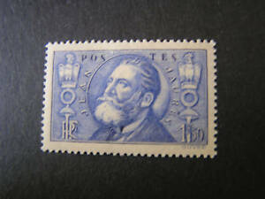 FRANCE, SCO # 314, 1.50fr. VALUE 1936  JEAN LEON JAURIES DEMISE MVLH