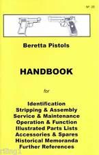 Beretta Pistols Assembly, Disassembly Manual