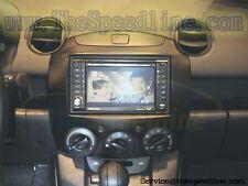 """07 08 09 10 11 12 MAZDA 2 Double 2 DIN Dash kit 6.5"""" 7"""" DVD Stereo Demio"""