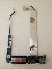 DELL Studio XPS 1640 1645 1647 USB Audio port IO Circuit Board DA0RM5PI8D0