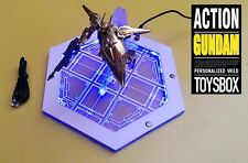 Gundam MECHANICAL CHAIN ACTION LED BASE Machine Nest MG HG TV For 1/144 1/100 02