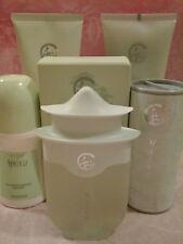 AVON HAIKU Eau de Parfum 1.7 oz. Body Lotion, Shower Gel & Deodorant - 4 PCS