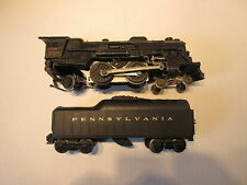 Lionel 8034 Locomotive with Tender Not Running O Scale Model Trains