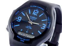 Casio New Original AW-90H-2B Multi-Function Digital Analog Mens Watch AW-90