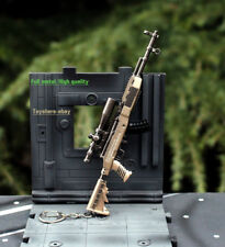 1/6 1:6 PUBG RUSSIAN SKS Sniper rifle gun BattleField4 Battleground FULL Metal