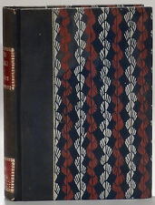 Pierre Gauthiez Paris 1929 guide photogravures decorative hardcover binding