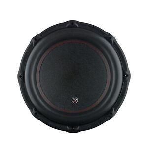 "AudioPipe TXX-BDC2-15 High Power 2000W 15"" 4 Ohm DVC Car Audio Subwoofer, Black"
