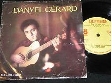 DANYEL GÉRARD (France) Je.../ 60s Romania SP ELECTRECORD 45-EDC 703