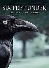 SIX FEET UNDER - SEASON 4 - DVD - REGION 2 UK