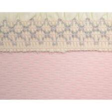 Pili Carrera Nursery Bedding Bumper & Duvet Cover- Light Pink gray and Cream