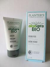 Crème hydratante visage PLANTER'S à l'Aloe vera bio - peaux normales et sèches