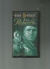 Rebecca, Laurence Olivier, Joan Fontaine, Vhs