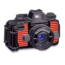 Nikon Nikonos 35mm Film Camera Pin