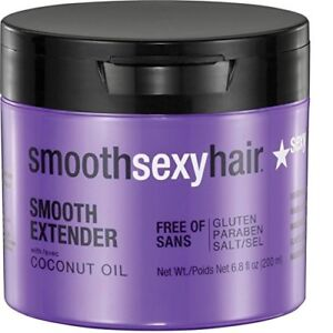 Sexy Hair Smooth Extender Coconut Oil Masque 6.8 oz