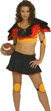 Sexy Football Player Halloween Costume Womens Adult Dress Up Role Play Small