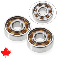 608 Ceramic Ball Speed Bearing For Finger Spinner Skateboard Drift Plate