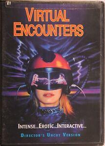 Virtual Encounters DVD - Directors Uncut Version - RARE - Free Post