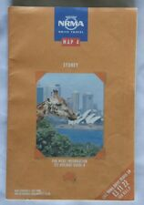 NRMA Drive Travel Map 4 Sydney Edition 2: July 1998 Map (Map2)
