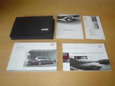 Audi A6 2011 Car Owner & Operator Manuals