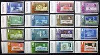 Brit. Antarktis BAT 2013 Briefmarken Schiffe Flugzeuge Freimarken 616-631 MNH
