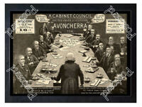 Historic Avoncherra Tea, United Kingdom Tea Co Ltd., 1892 Advertising Postcard