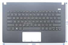 Original New for Asus X301 X301A X301K US Keyboard With Black C Cover Palmrest