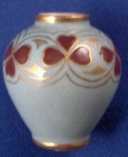 Antique Meissen Porcelain Miniature Dollhouse Vase Porzellan Toy Doll  German