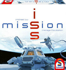 MISSION ISS - MANAGE THE STATION - Brettspiel Schmidt 49393 - NEU