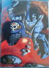 LOBO DC Comics Master Series Card #62 1994 set DAVE DEVRIES art