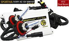 SALE - 55 Watt Slim AC Bi Xenon Headlight HID Conversion Kit H4 H13 9004 9007