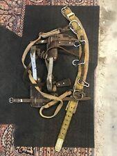 linemans climbing belt & Pole Gaffs