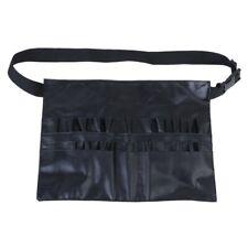 PVC Professional Cosmetic Makeup Brush Apron Bag Artist Belt Strap Holder M2H3