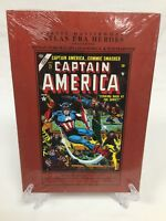 Atlas Era Heroes Volume 2 Captain America Torch Marvel Masterworks HC New Sealed