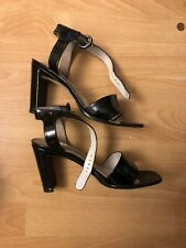 Via Spiga Patent Leather Shoes Black 6 UK