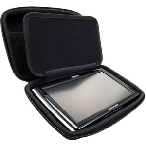 """Extra Large Hard Shell Carry Case for Garmin Nuvi 2757LM, Nuvi 2797LMT, RV 7"""""""