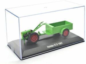 Hachette Holder E12 Tractor - 1961 1/43