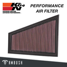K&N Cotton Air Filter 33-2393 Fits Ford Mondeo 2011- S-Max 2013- JR F300240 Alt