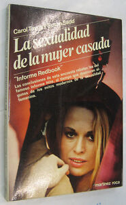 LA SEXUALIDAD DE LA MUJER CASADA - CAROL TAVRIS