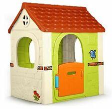 Feber Famosa Fantasy Häuschen Spielhaus Kinder Spielzeug Garten 85 x108 x124 cm