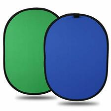More details for blue and green screen background, collapsible, 100x150cm, chromakey, durable