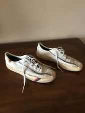 Vintage PRO-Keds Off White Canvas Athletic Low Top Sneakers Size 8