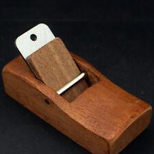 DIY Woodworking wood tool Hand 30mm Flat Plane Bottom Edged Handle Tools