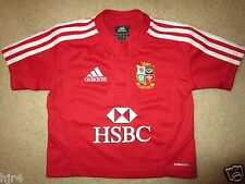 South Africa The Lions Super Rugby adidas Jersey Toddler 2T