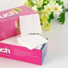 325pcs Lint Free Nail Wipes Nail Art Gel Polish Remover Cotton Pad ILOE